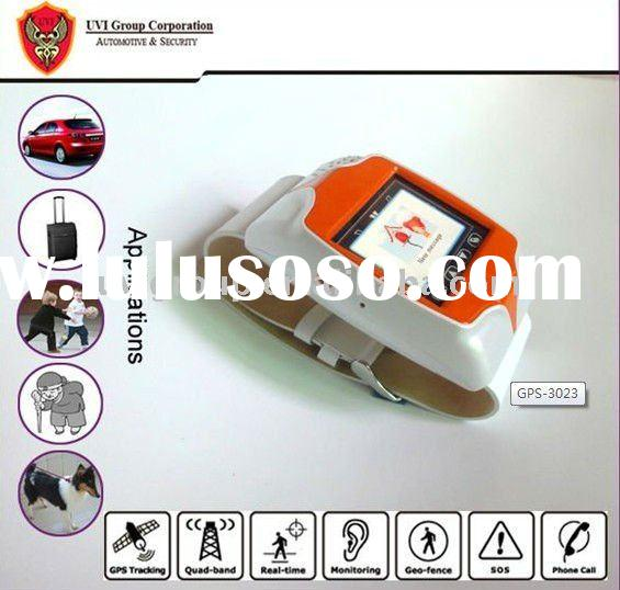 Wrist Watch GPS Tracker for Kids and The elders