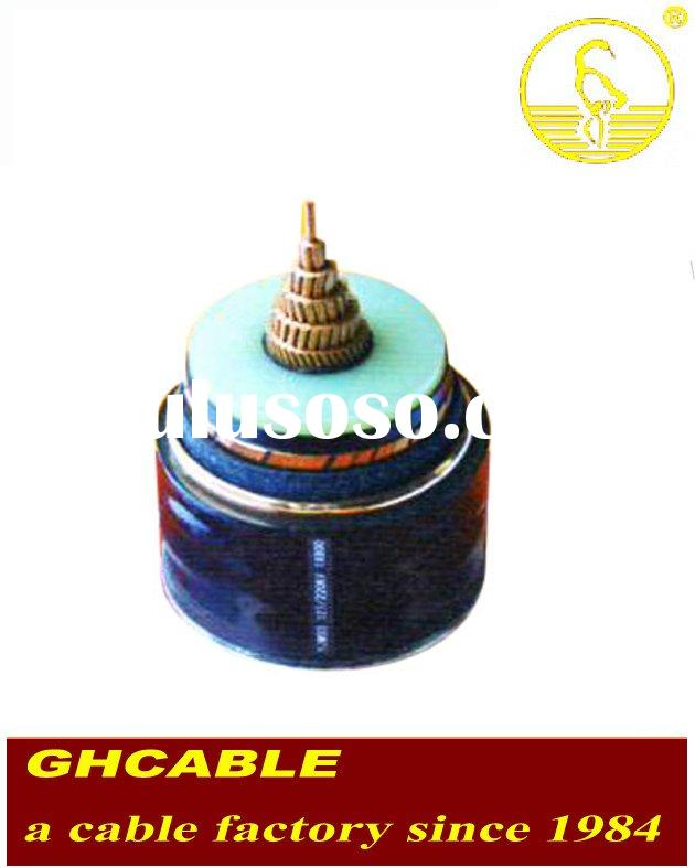 XLPE INSULATED PVC SHEATH UNDERGROUND CABLE