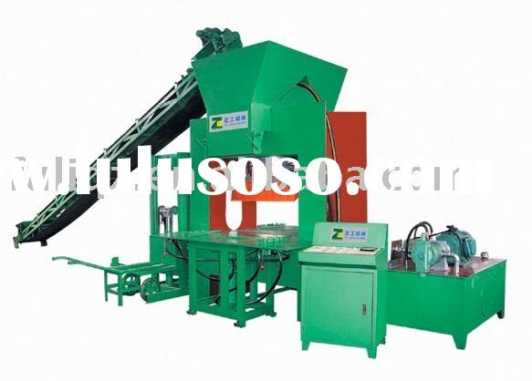YZ4000-Hydraulic Curbstone and Paving brick making Machine(F)