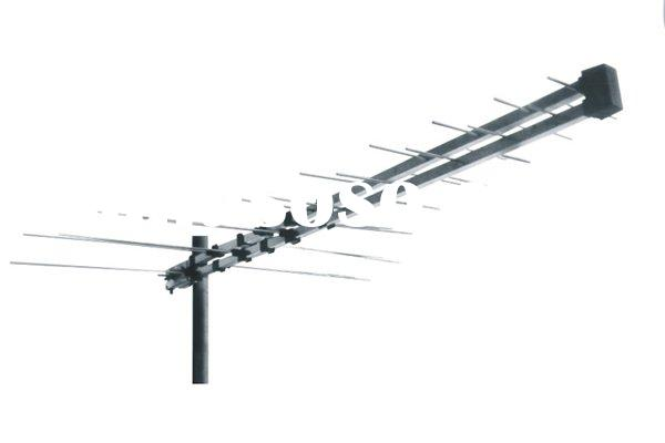 amplified rotating outdoor tv antenna model 850 for sale