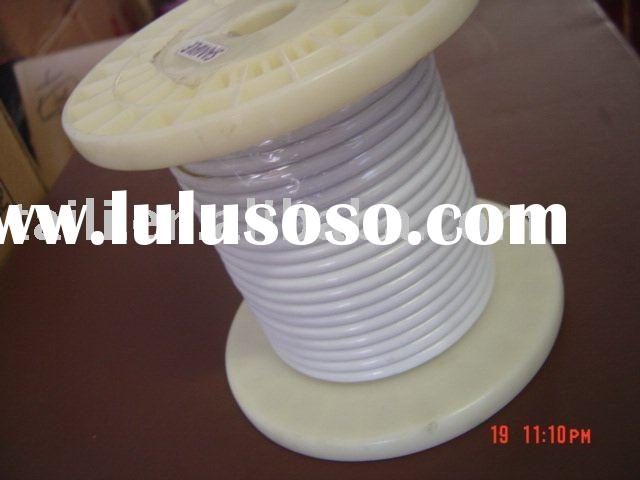 (J) PVC coated steel wire rope , pvc coated wire rope , clear coated steel wire rope