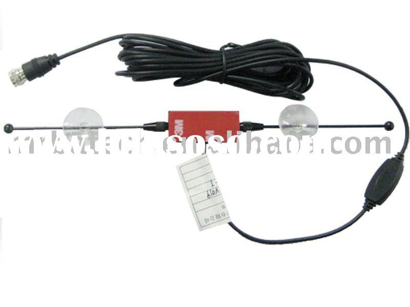 (Manufacory)Amplified Car TV antenna