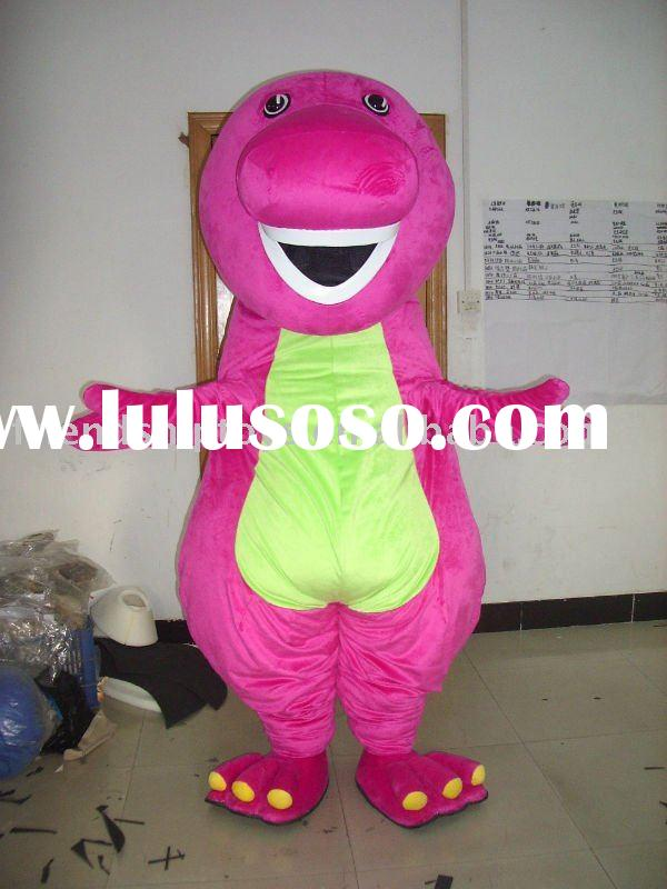 adult barney costumes