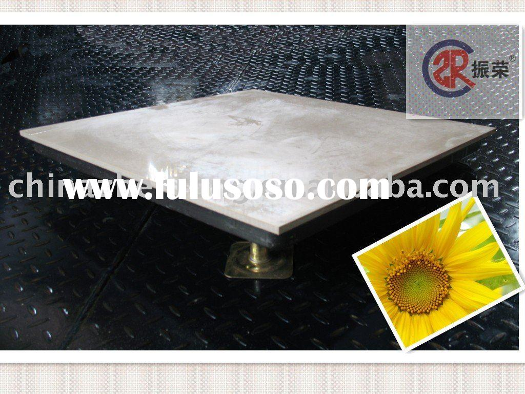 anti-static 603*603mm Ceramic tile floor for hospital places