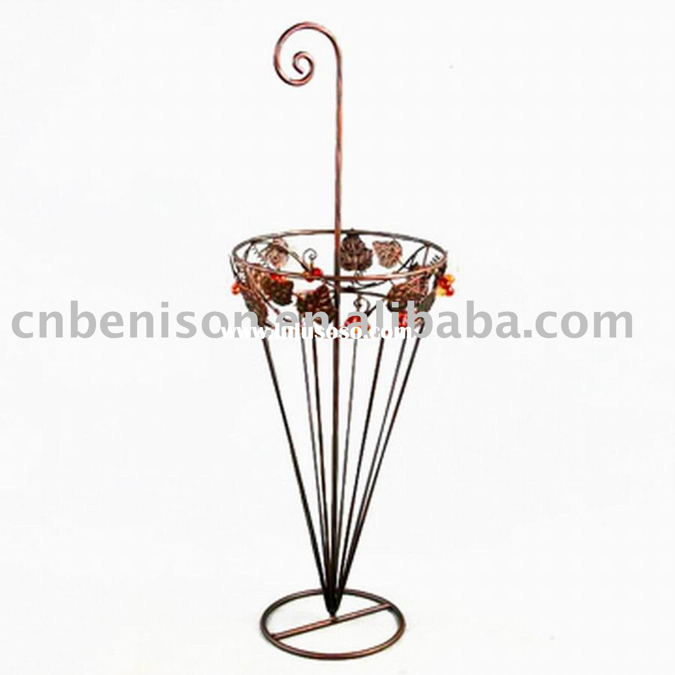 Antique Cheap Rain Decorative Indoor Metal Umbrella Stands