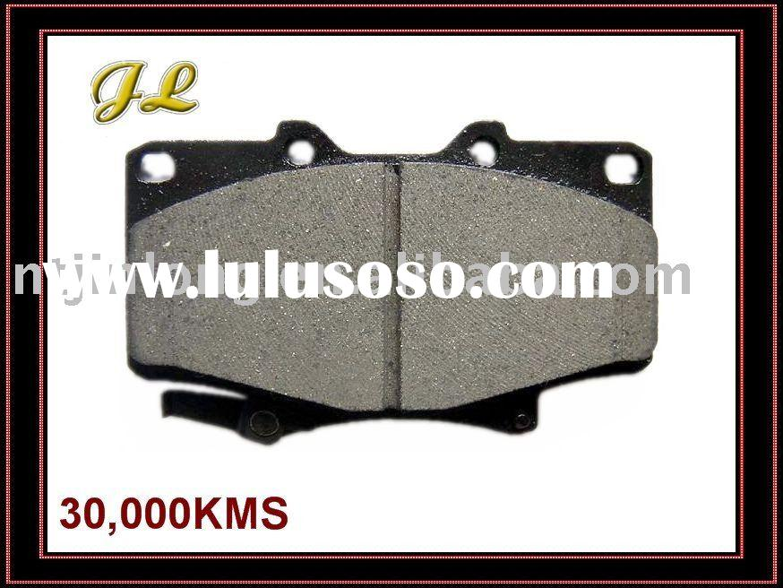 best auto semi-metal brake pad