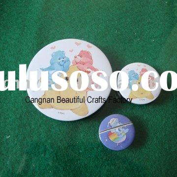 button badge various sizes available