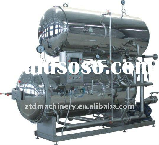 canned food autoclave