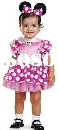 carnival minnie mouse costume/children party costumes BSCC-1016