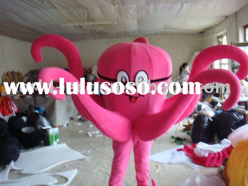 how to make octopus fancy dress
