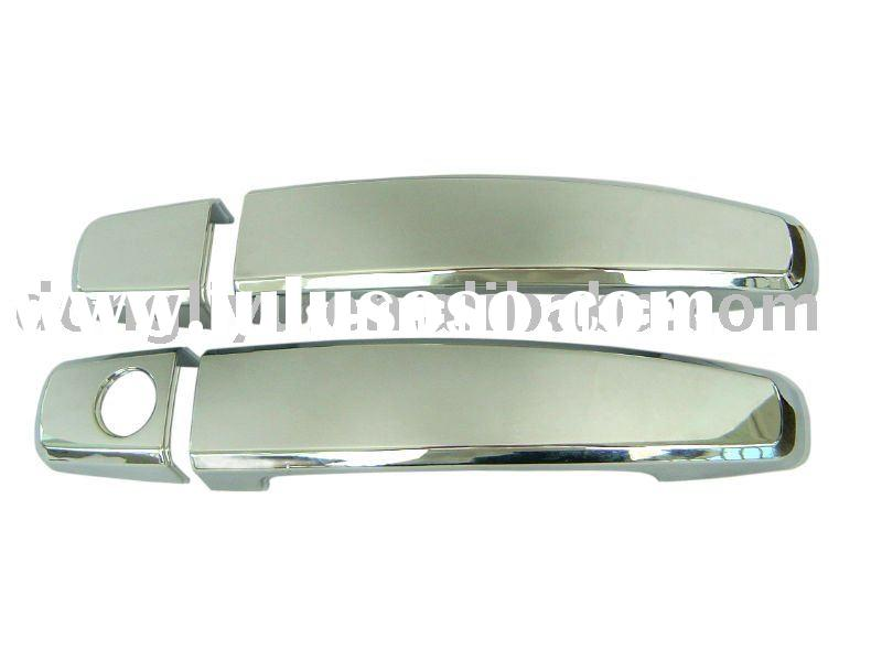 chrome car door handle cover