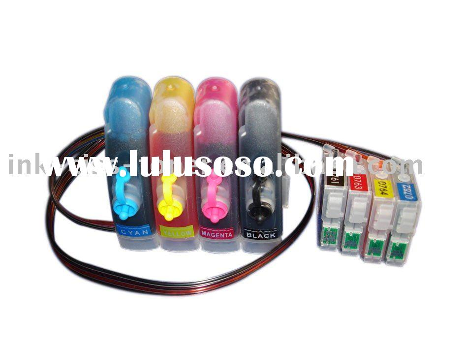 ciss ink continuous supply system T0321-T0324 for Epson STYLUS C70/C80/C80N/C80WN