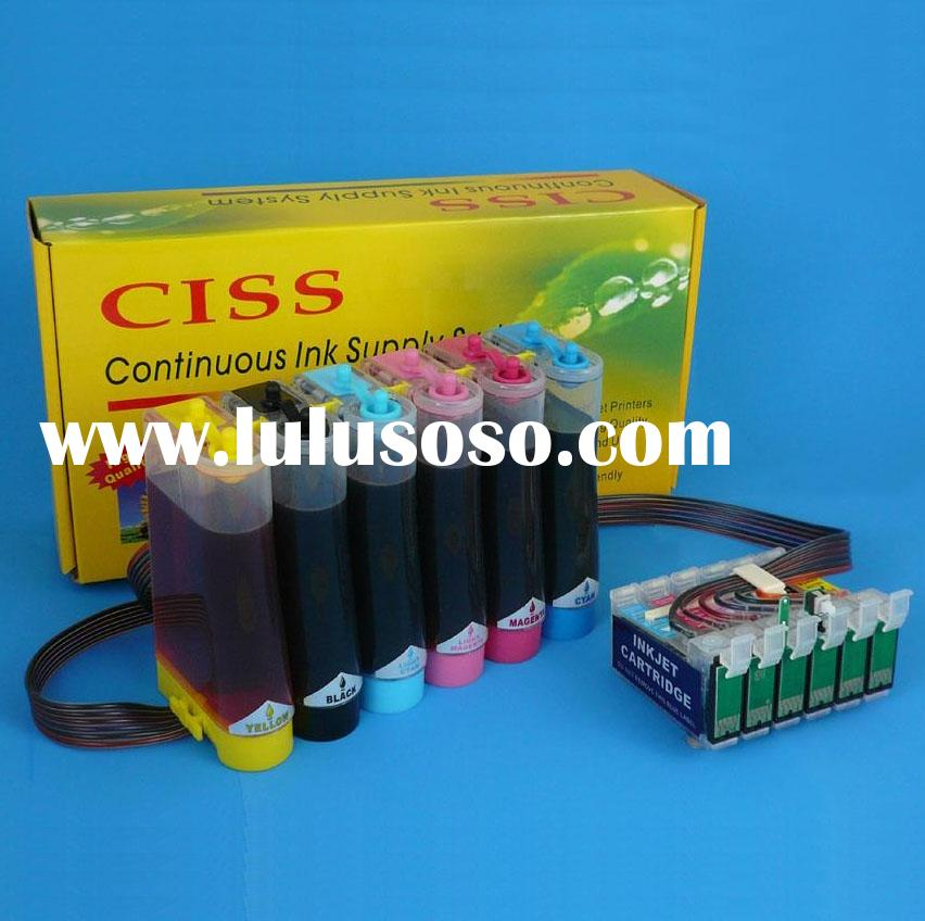continuous ink supply system/CISS /CIS/Bulk ink system