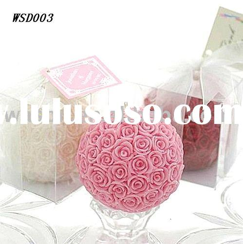 Decorative animal shaped candle for sale price china