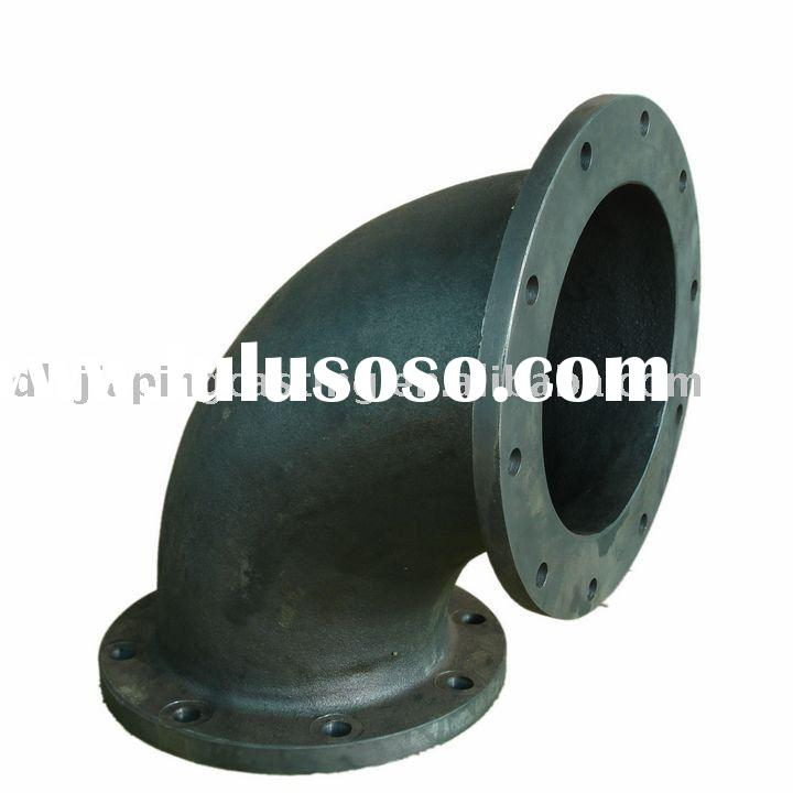 Ductile Iron Victaulic coupling - Elbow (UL and FM