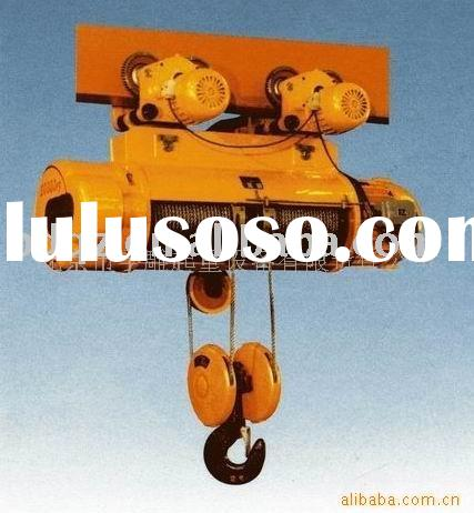 electric wire rope hoist/crane hoist