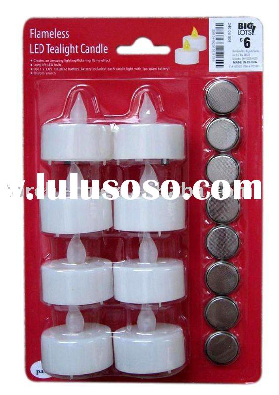 factory wholesale led artificial candle light