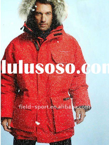goose down coat/ jacket Mid-thigh length