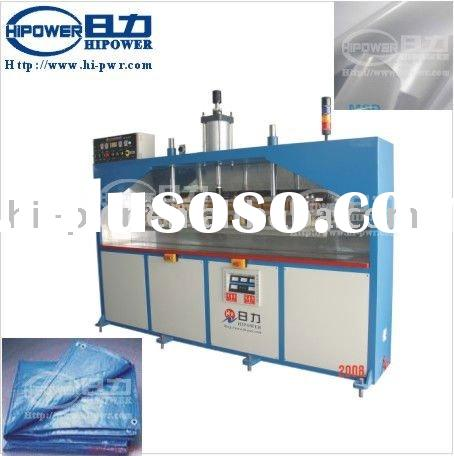 high frequency machine for pvc window curtain&tarpaulin&pvc