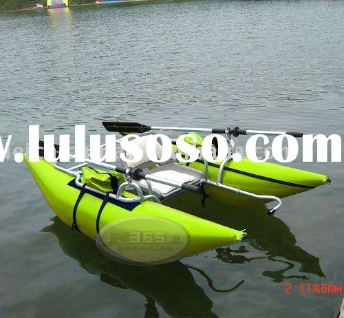 Small inflatable fishing dinghy boat for sale price for Inflatable fishing pontoon