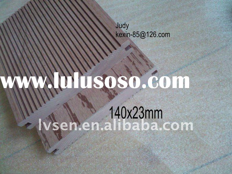 high quality wpc decking, cheap wood plastic composite floor, antifire and water proof floor