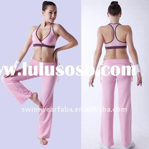 high quality yoga wear