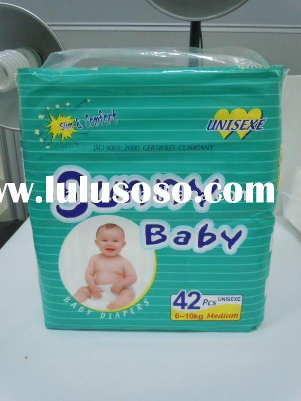 hot sale disposable baby diaper