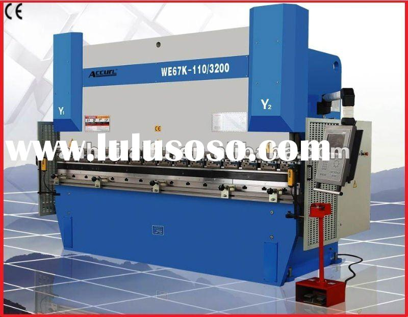 hydraulic bending machine manual for aluminum sheets