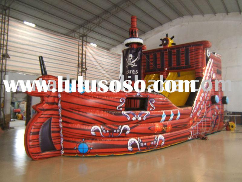 inflatable jumping castle,inflatable bouncer slide,inflatable pirate ship