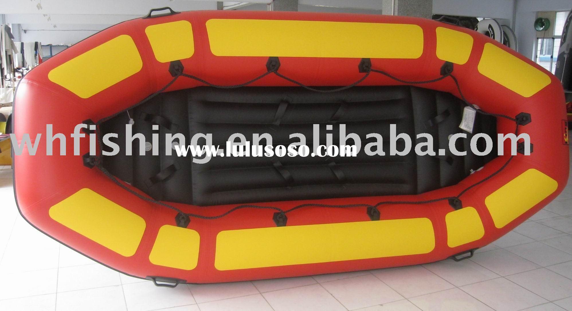 inflatable river boat -river raft