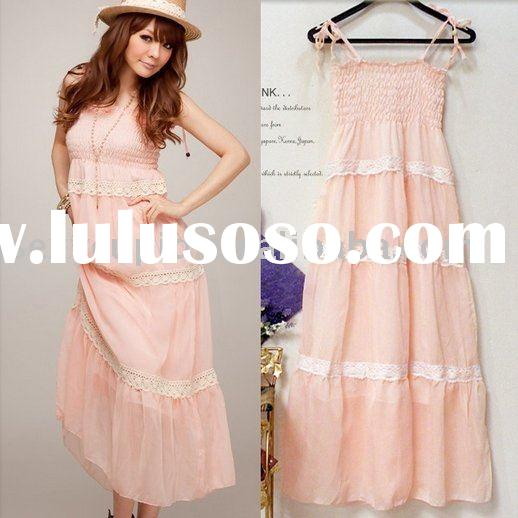 lady casual dresses at low price