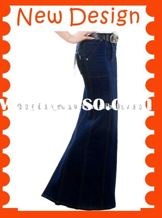 lady fashion pictures of long skirts with latest design