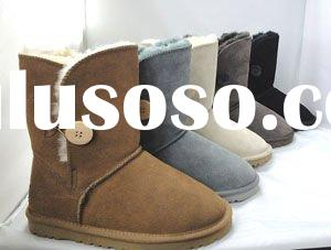 lady's fashion new winter snow boots shoes 2011