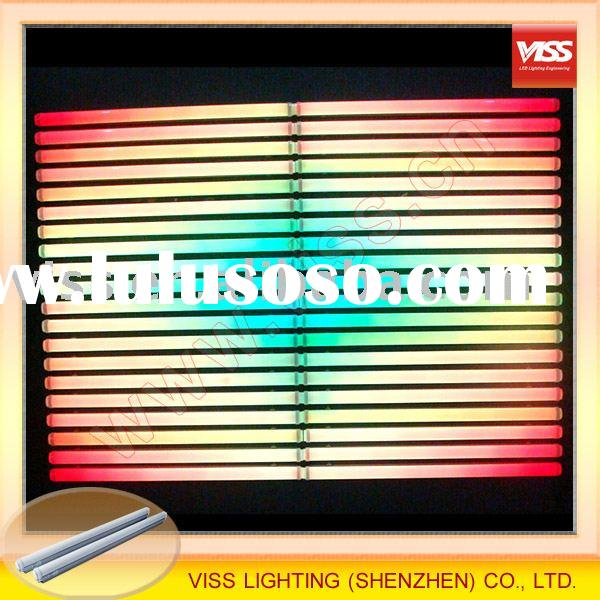 led color changing outdoor digital tube