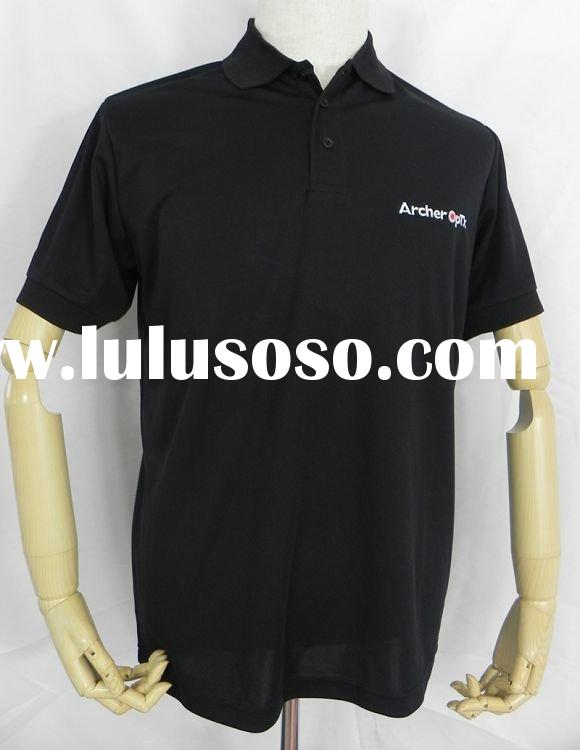 mens polo shirt dry fit fabric
