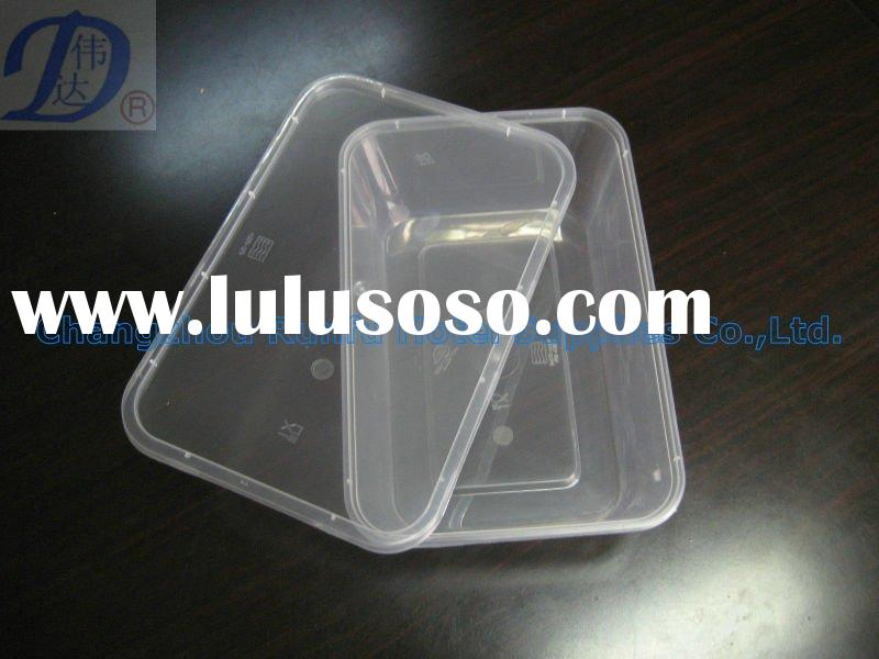 microwave food container-(to go box)