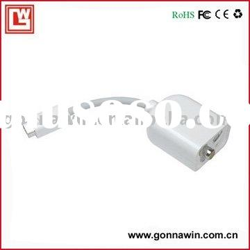mini dvi to s-video cable rca cable for apple