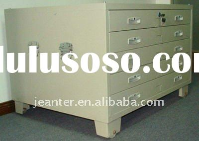 movable plan drawing filing cabinet JT-705