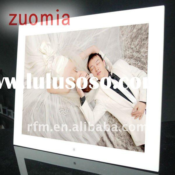 newest and hot sell battery operated digital photo frame