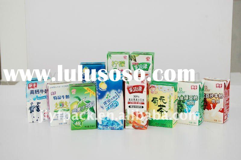 pe laminated packaging material