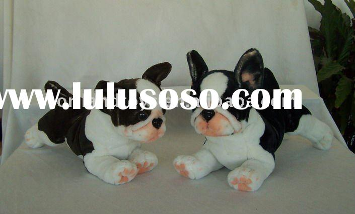 plush stuffed dog toy
