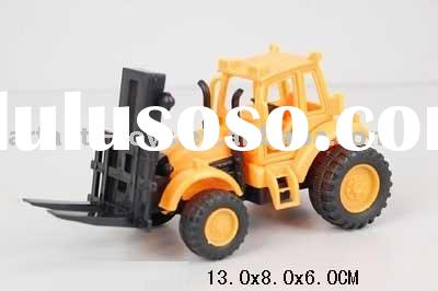 pull back tractor truck toy
