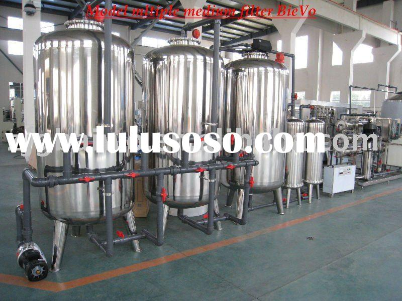 pure water mineral water drinking water treatment plant