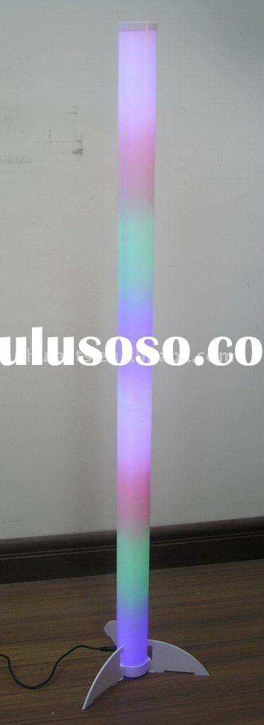 remote control color changing LED tube