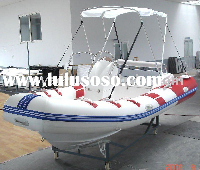 rigid inflatable boat / RIB boat-470C