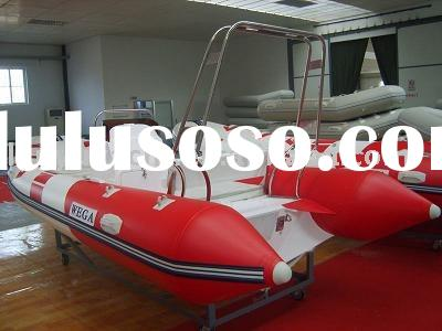 rigid inflatable boat/ inflatable RIB boat LY-470
