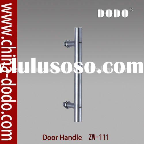 single side entrance stainless steel pull handle ZW-111