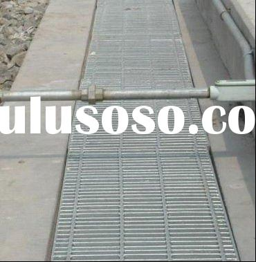 steel grate,floor drain cover,road drainage grating,footway grating