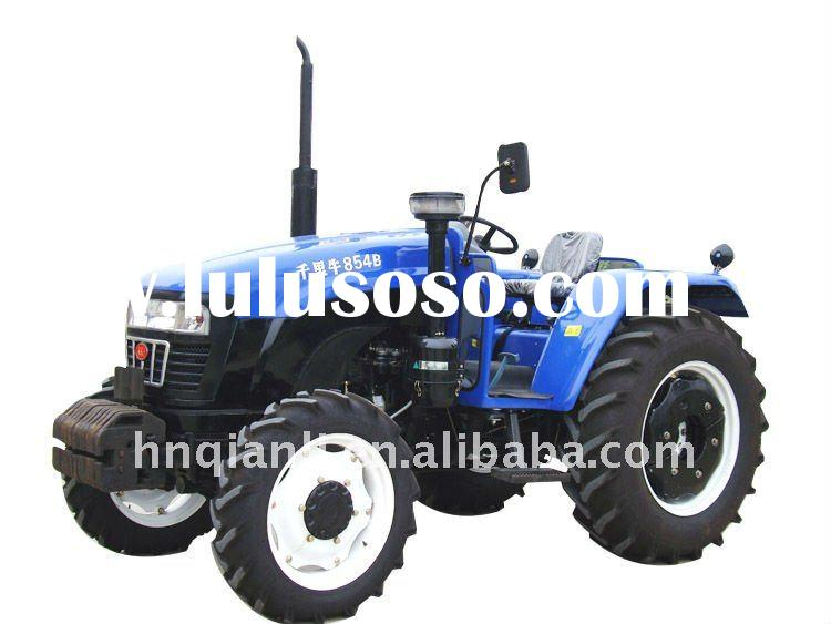 strong multifunction small farm tractor