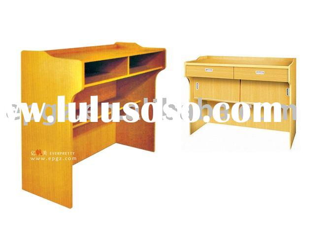 Teacher Desk Master Lecture School Furniture Audience